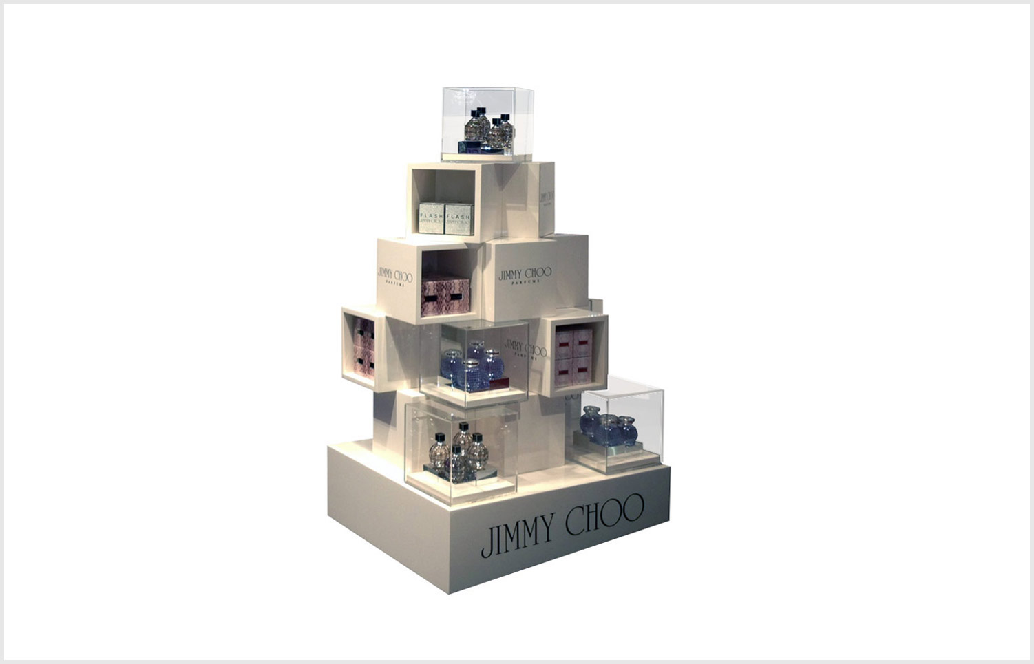 Podium Jimmy Choo